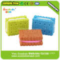 iwake puzzle eraser biscuit shaped eraser for stationery
