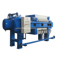 Sugar Starch Water Treatment Cast Iron Filter Press