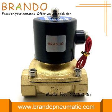2W350-35 Steam Brass Solenoid Valve