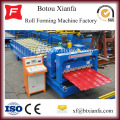 Steel Tile Metal Roof Roll Forming Machine
