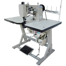 Double Needle Moccasin Sewing Machine
