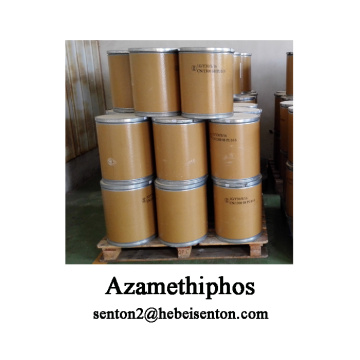 Goods high definition for for China Pesticide Intermediate, Industrial Grade Pesticide Intermediate, Cheap Pesticide Intermediate Manufacturer and Supplier An Organothiophosphate Insecticide Azamethiphos supply to Portugal Supplier