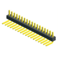 1.27mm Pitch Single Row Angle