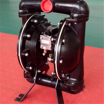 Pneumatic Pump With Two Diaphragms Wilden Type