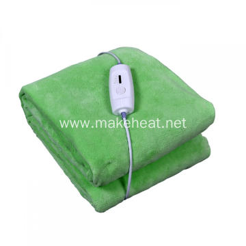 Electric Over Blanket With Detachable Controller