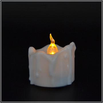 Flickering Flameless LED Tea Light Candles