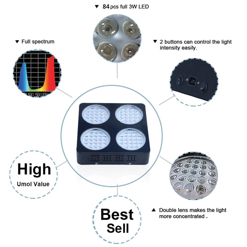 Vegetable Growing LED Grow Light