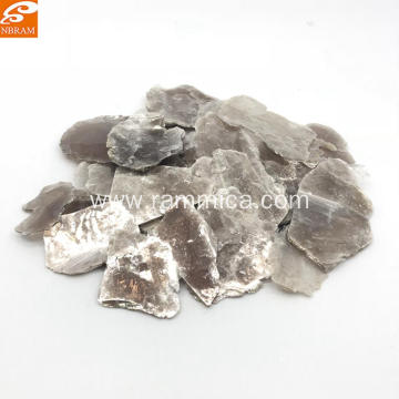 Natural white mica scrap Grade A