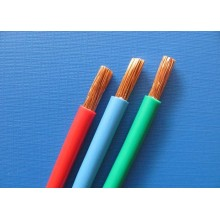 Strong current BV cable