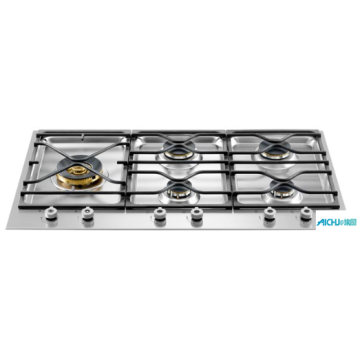 Italian Kitchen Appliances Brands 5 Burner