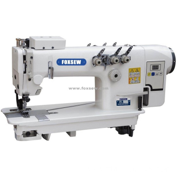 Direct Drive Chain Stitch Sewing Machine with Puller