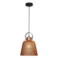 Vintage Style Industrial glass pendant lamp