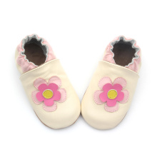 Baby Flat Shoes Infant Toddler Soft Leather Shoes