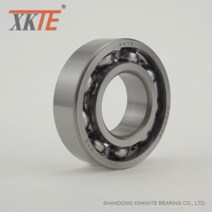 Reinforced Cage Bearing For Stackable Conveyor Roller