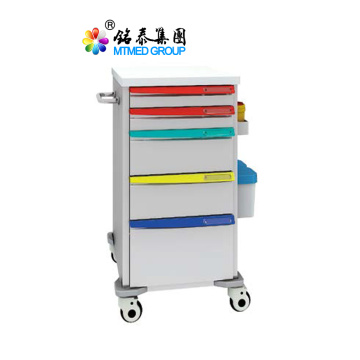 Multi function care trolley