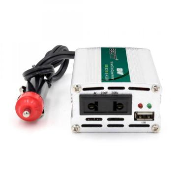 80W Power Inverter Modified Sine Wave Converter