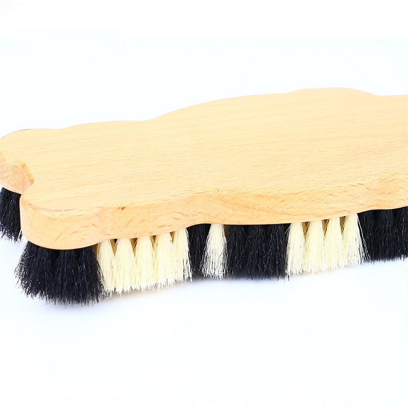 Log Handle Brush for Bath