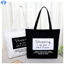Best Quality for Canvas Grocery Bags Printed custom canvas zipper bag supply to Russian Federation Factory