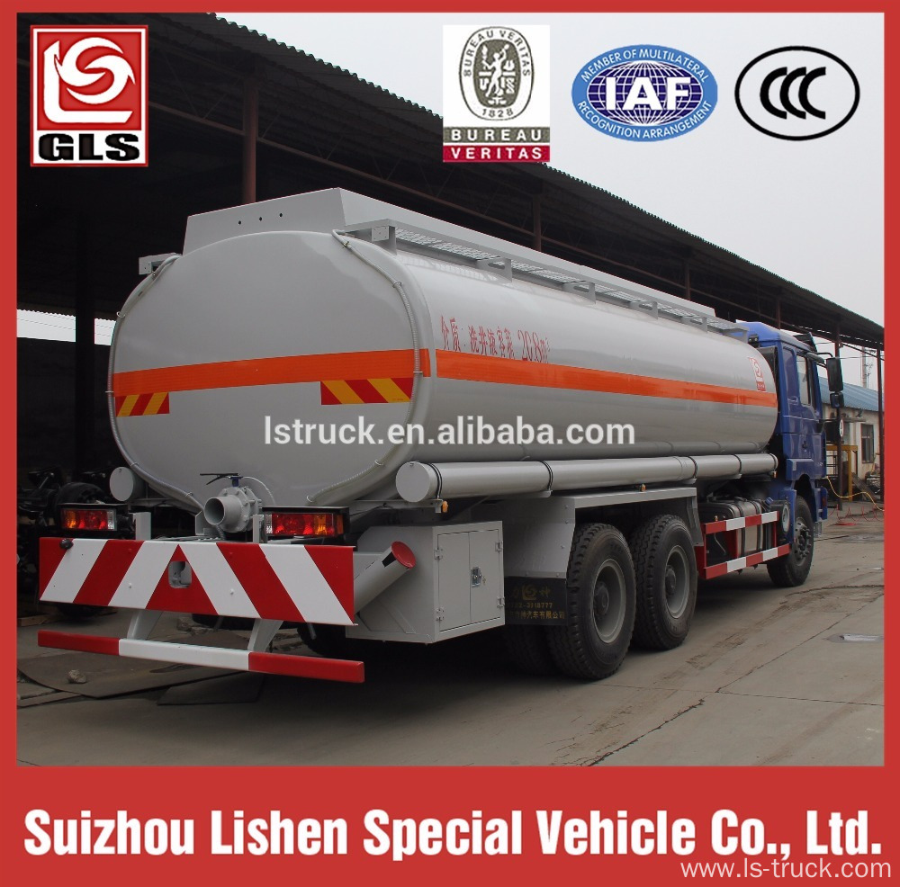 Factory 20000 liters fuel tank truck for sale
