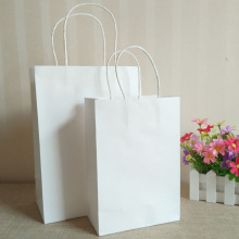 Printing Foldable White Stone Paper Bag