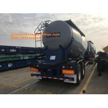 Good Quality for Semi Trailer,Skeleton Semi Trailer,Semi Trailer Truck Manufacturer in China Sinotruk Cimc  Particle Material Transport  Trailer supply to Ireland Factories