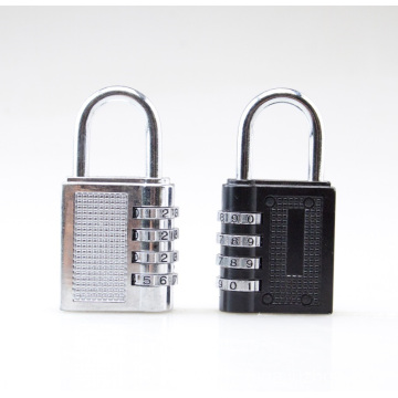 Fast Delivery for Zinc Alloy Padlock Travel Luggage Combination Lock export to Venezuela Suppliers