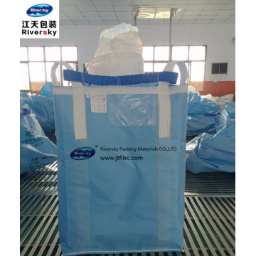 Big bulk bag for magnet powder