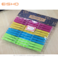 EISHO Plastic Colored Mini Clothespins FC-1105-1