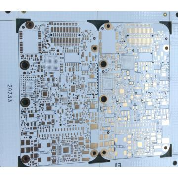 8 layer high TG PCB with HDI