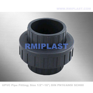 PVC Pipe Fitting Union DIN PN16