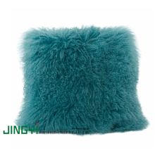 Tibetan Lamb Sheepskin Fur Cushion