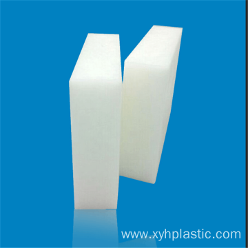 Natural White POM Copolymer Plate