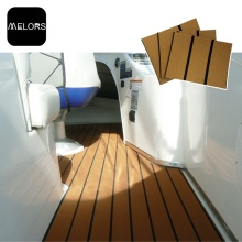 Melors Teak Decking Boards Synthetic Boat Swimming Flooring