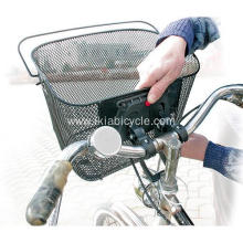 Carry Handle Bicycle Basket with Quick Release