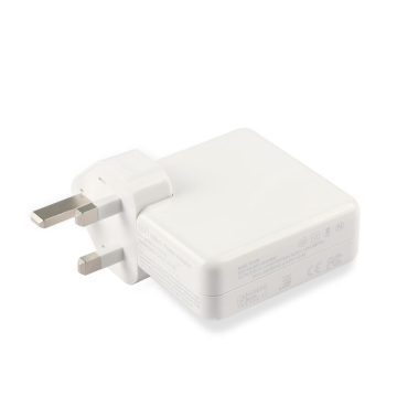 UK 87W USB C MacBook /Phone PD Charger