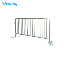 Durable Hot-Dipped Galvanized Concert Crowd Control Barriers