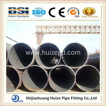 A53 Grade B LASW steel pipes