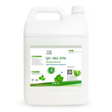 powder silicone spray adjuvant