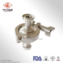 Sanitary Non Return Check Valve Clamped