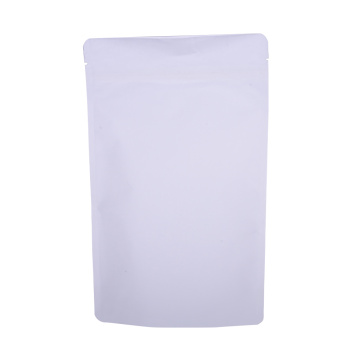 Nature Paper Stand up Compostable Bag with Zipper