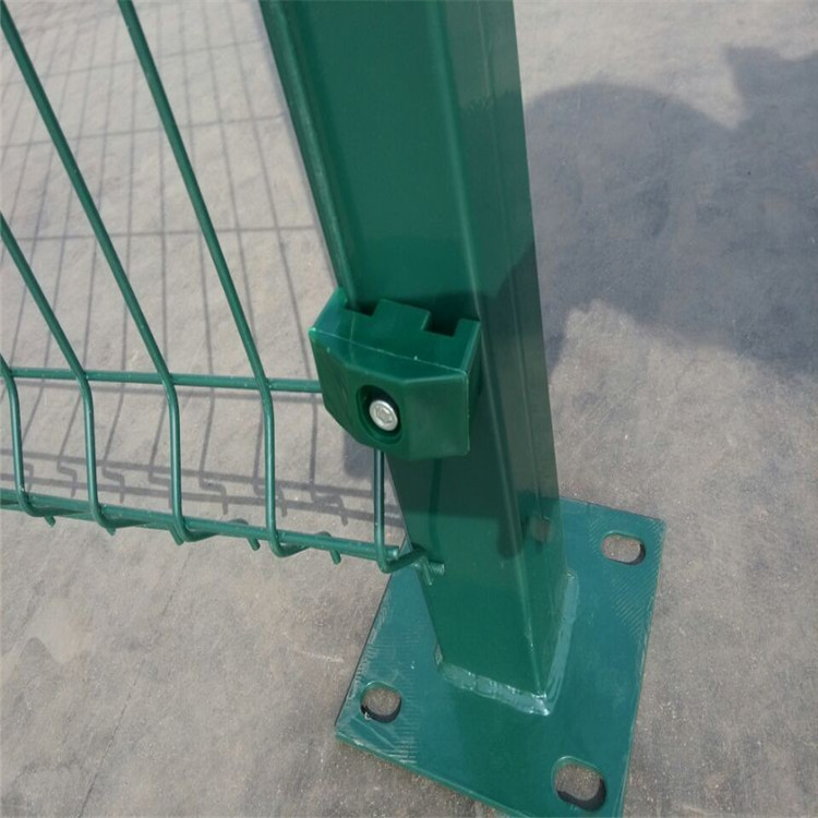 Welded Wire Mesh Triangle fencing Panel