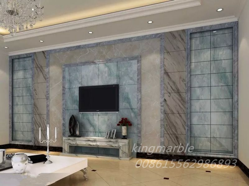 ARTIFICIAL Marble uv Wall Paneling