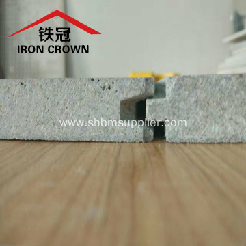 Moisture-proof Anti-Mould Fireproof Magnesium Oxide Board