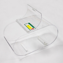 Custom sizes clear acrylic candy display boxes
