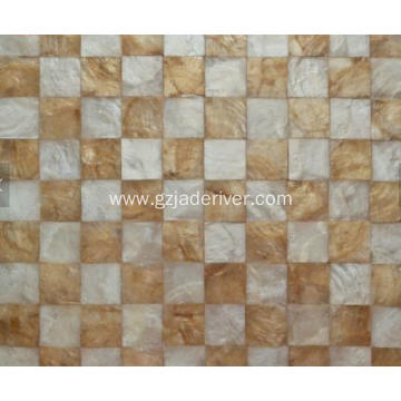 Yellow Top Quality Mosaic Stone