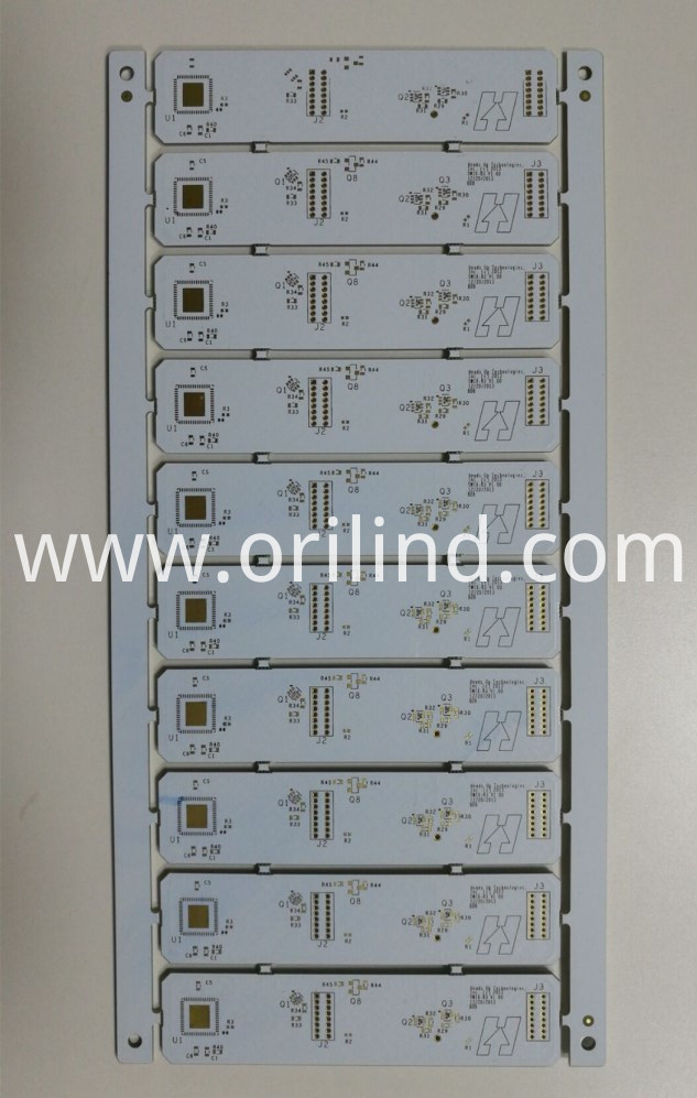 White colour pcb board
