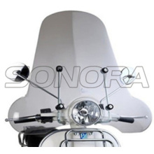 Online Manufacturer for Vespa PK50 Starter Motor PIAGGIO VESPA PX 150 Windshield TYPE 1 High Quality supply to India Supplier