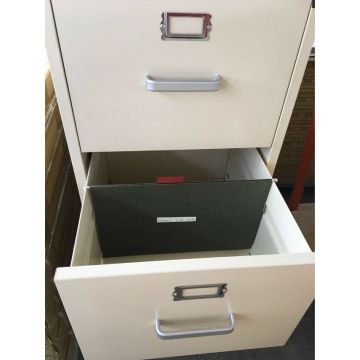 File Storage 4 Drawers Lateral Steel Storage Cabinet