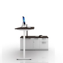 Modern electric adjustable height desk furniture office desk