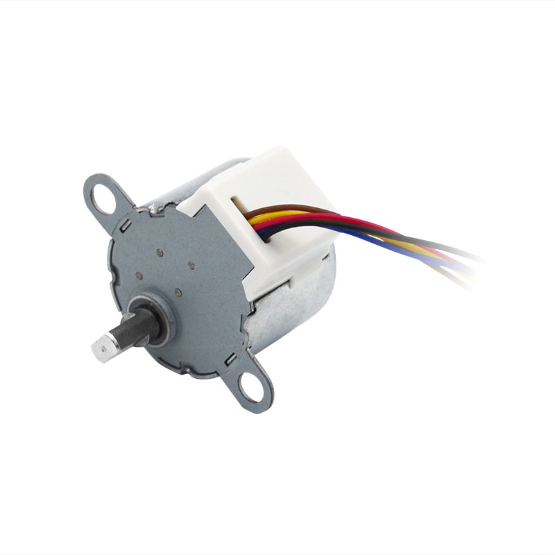 stepper motor, permanent magnet type stepper motor, security camera stepper motor
